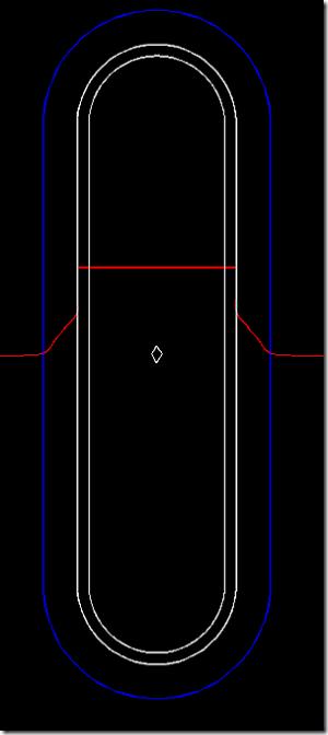 correct contours