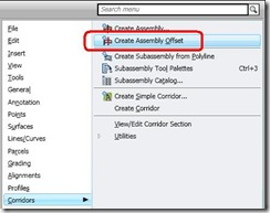 2009.08.16-Create Offset Assembly