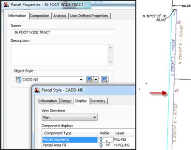 Autodesk AutoCAD Civil 3D Parcel